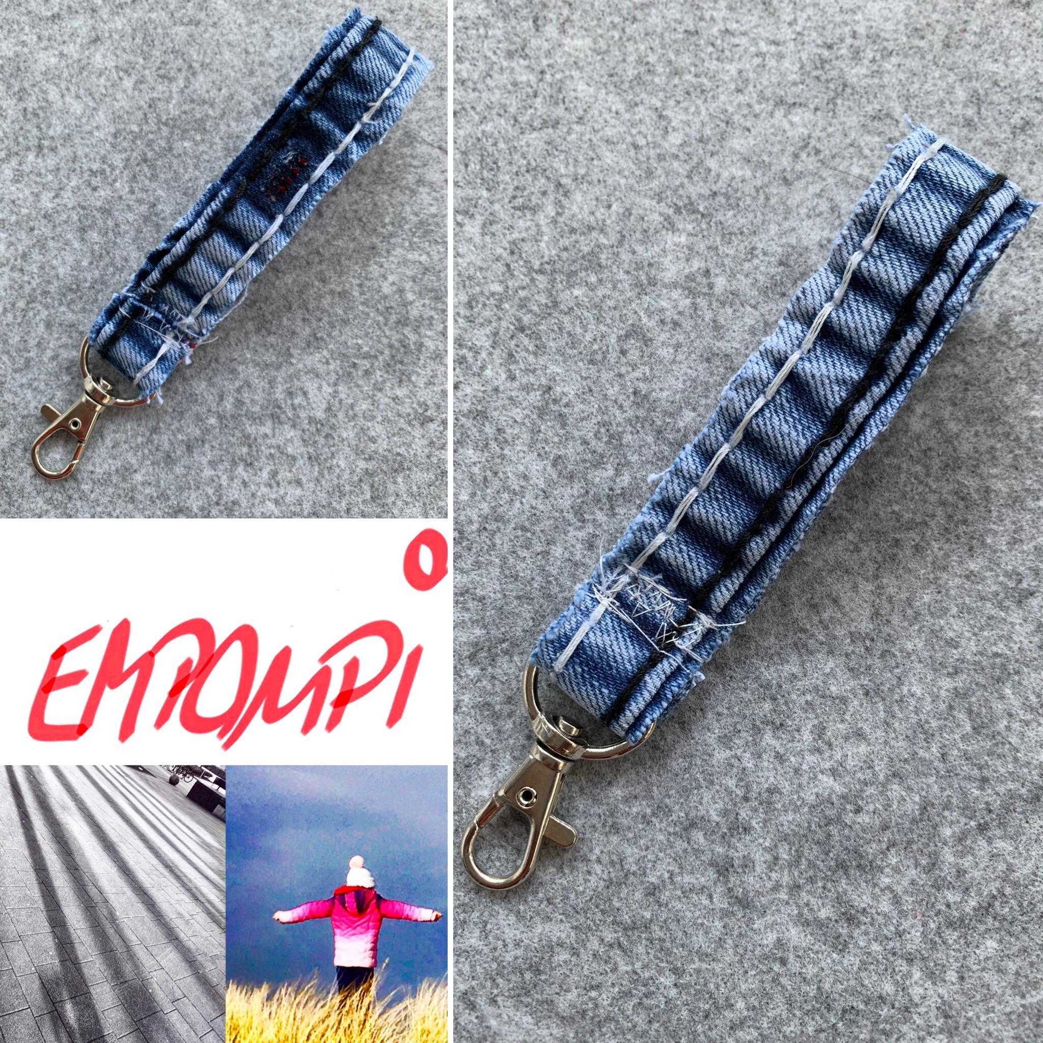 Jeans Schlüsselanhänger 10,00 Euro