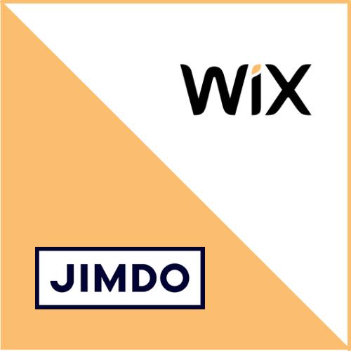Jimdo ou Wix ? Lequel choisir ?