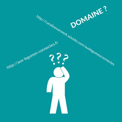 Qu'est-ce qu'un nom de domaine ? A quoi ça sert ?