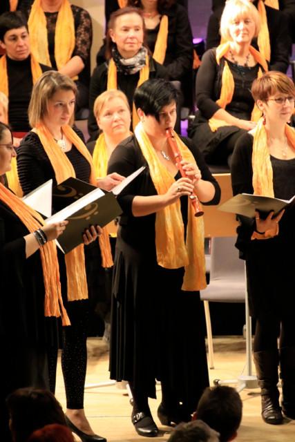 Blockflötensolo von Ulrike Hölker