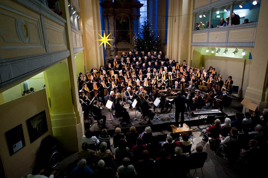 Stadtchor Freiberg e.V. mit Collegium Musicum