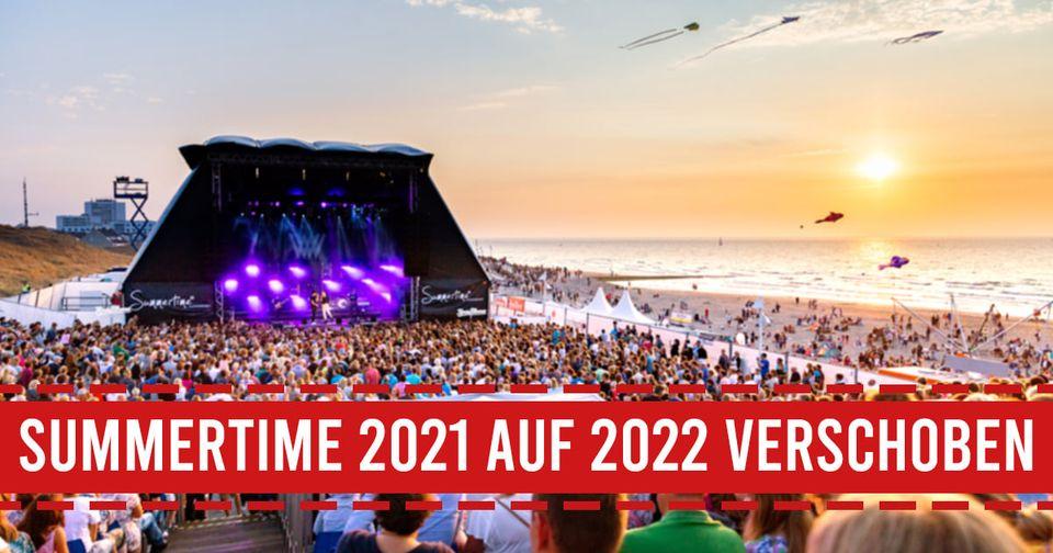 Summertime auf 2022 verschoben