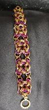Purple Hue Brass Cubix