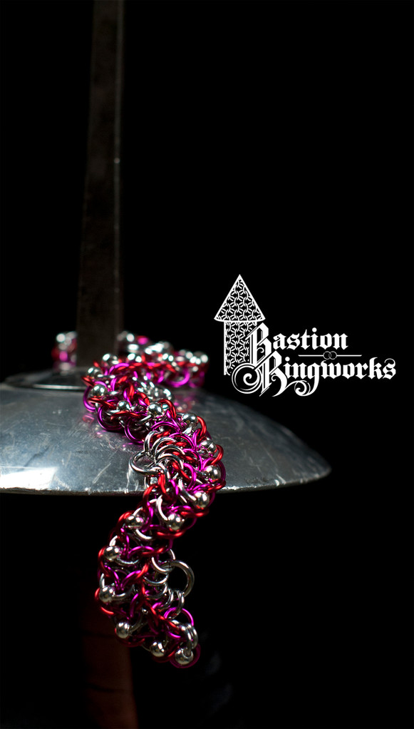 dragon tail bracelet welcome to bastion ringworks