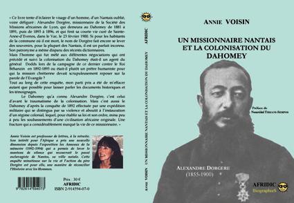 Annie Voisin fait redécouvrir le père Dorgère, catho, colon et humaniste