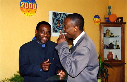 Patrice Adjibi, Jean-Baptiste Adjibi se débarrassent des années 90
