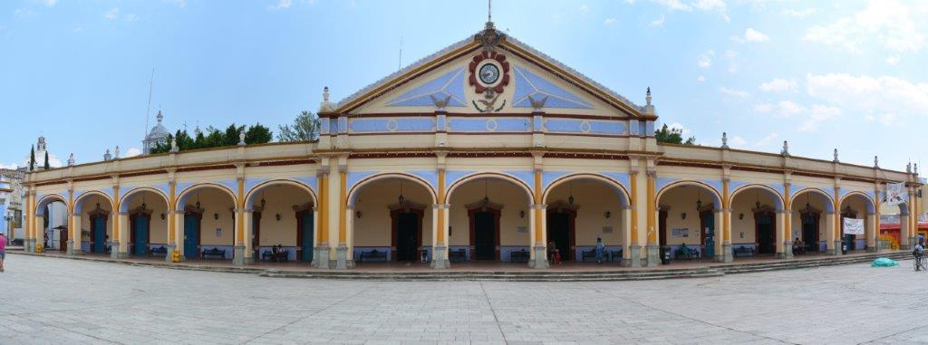 Templo von Santo Domingo in Ocatlan