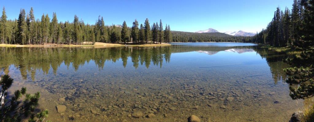 Wanderung zum Elizabeth Lake