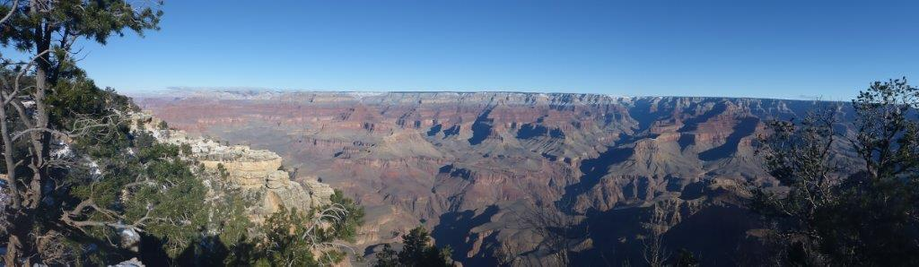 Grand Canyon in Winter