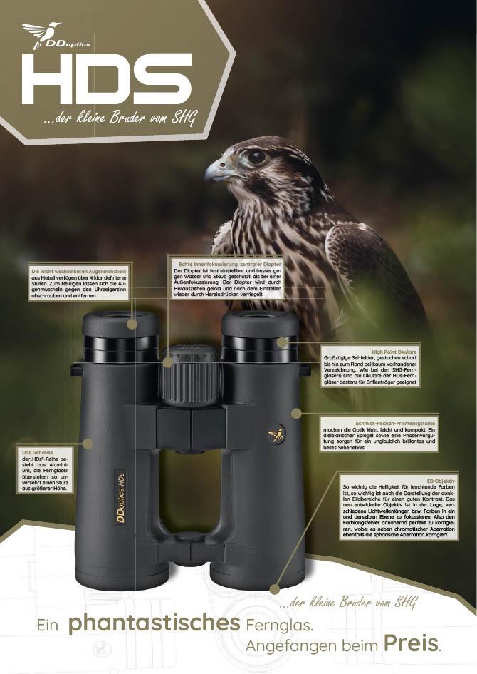 Jagdausrüstung für den Jäger