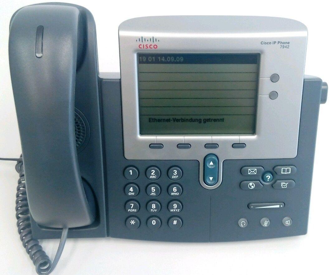 [PDF] Cisco Ip Phone 7942g User Guide