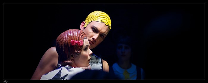 L'elisir d'amore Donizetti role: Belcore; Opera Zuid, 2011 © Martin Jan Gaasbeek