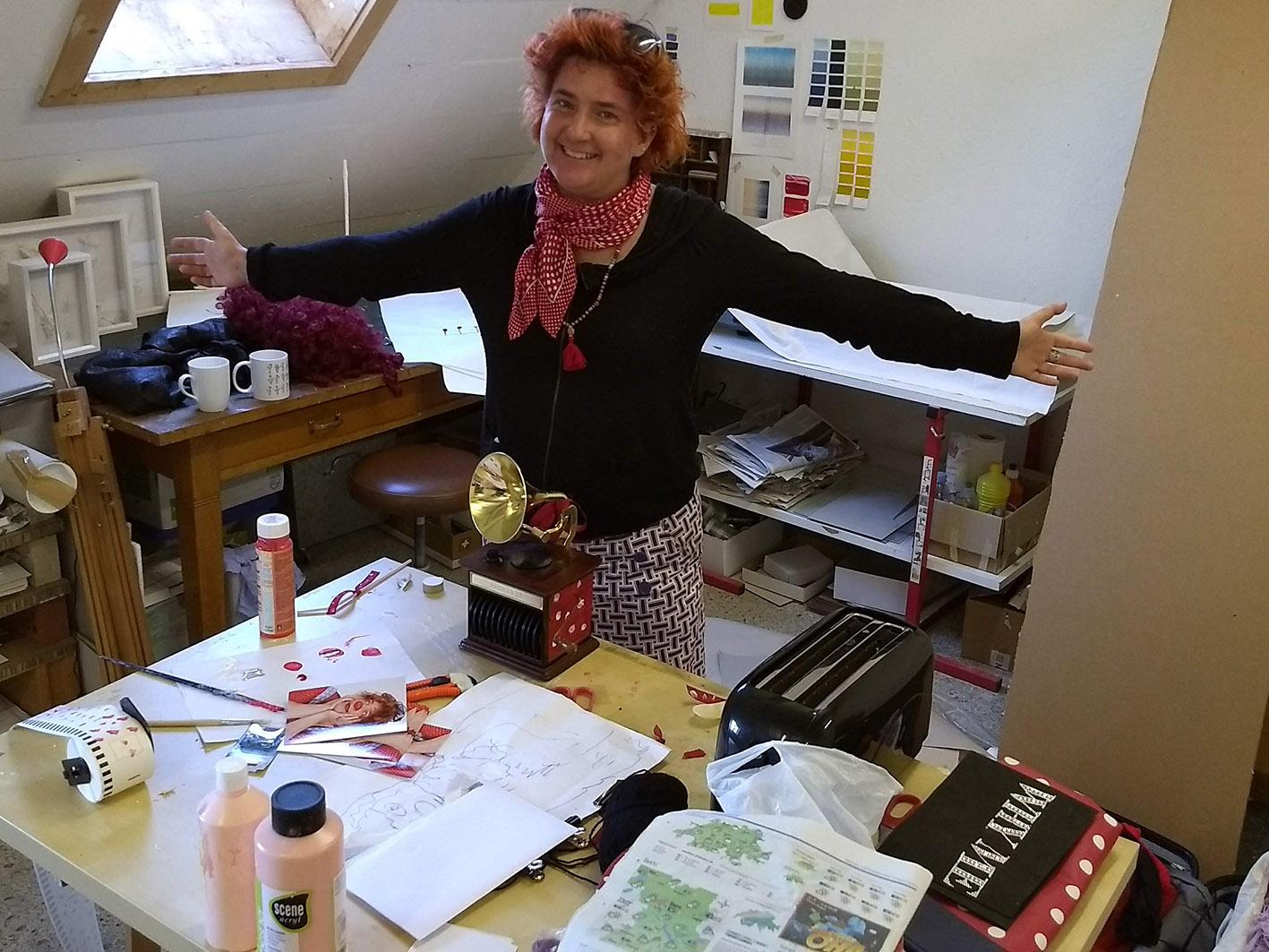 Karin B. Friedli