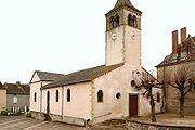 Eglise d'Oyé
