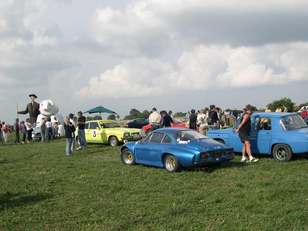 2006 Voitures de rallye
