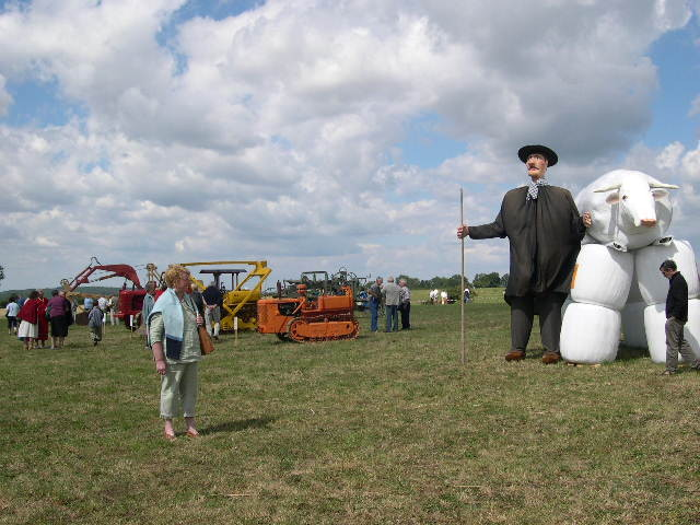 2005 Engins agricoles et de chantier