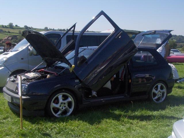 2007 voitures de tunning