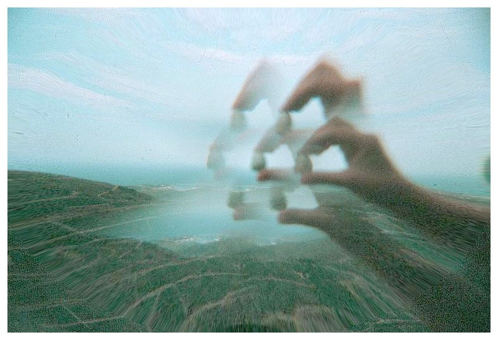 la main de sonia
