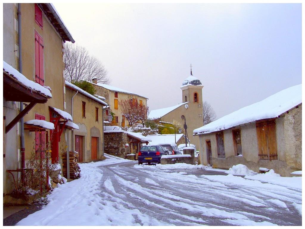 orus (village d'ariege)
