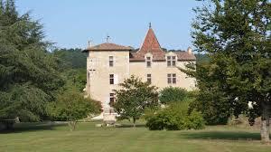 Château de Cauderoue de Gascogne en Nouvelle-Aquitaine