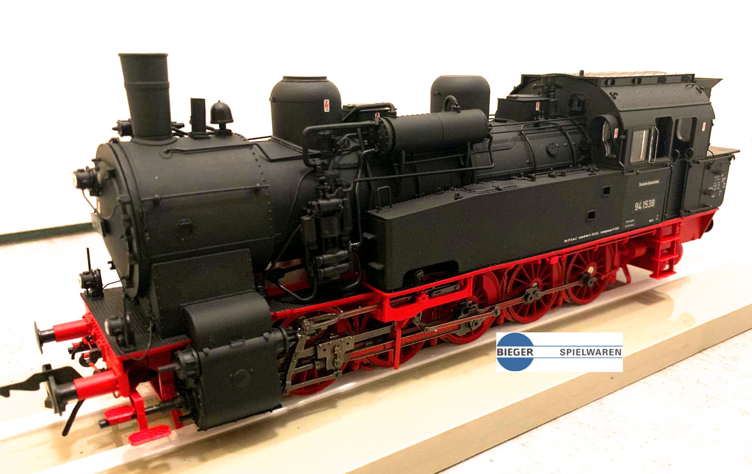 Spur 0 Lenz 40294-01 Dampflok BR 94 DB