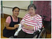 フィリピン人介護士
