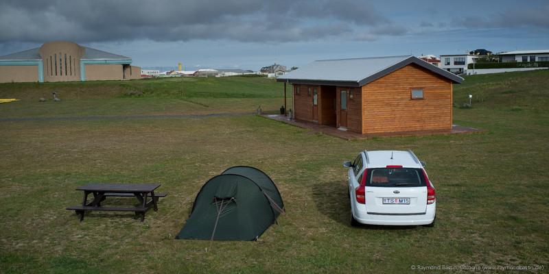 Island Camping Sandgerdi (Iceland Sandgerði)