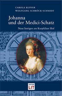 Cover Johanna und der Medici-Schatz