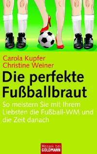 Cover Die perfekte Fußballbraut