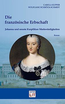 """Buchcover """"Die französische Erbschaft"""""""