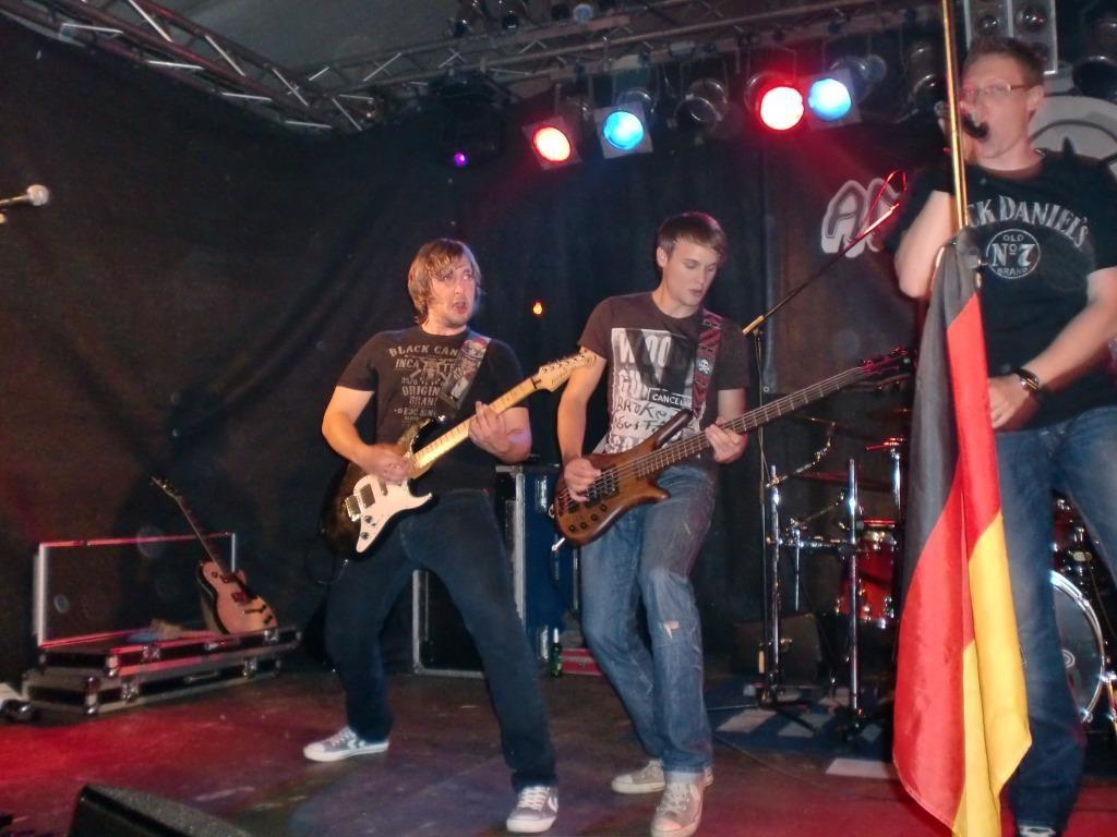 Rocknacht MC Skyra