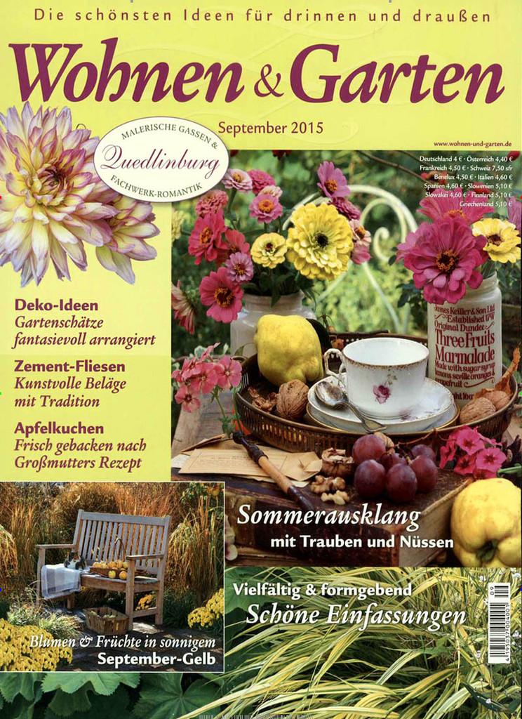 Wohnen Und Garten De Rezepte wahlmappe haus und garten lesezirkel krumbeck