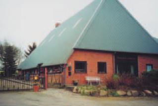 Geburtshaus von Detlef Krumbeck in Kühren