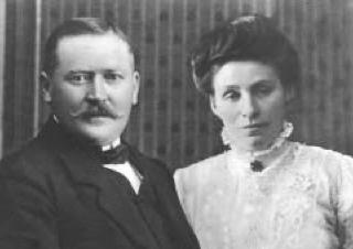 Detlef Krumbeck und Ehefrau Elise, geb. Pommerenke