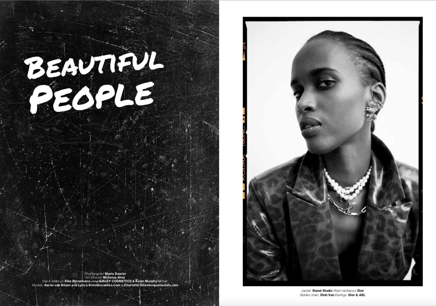 'Together Magazine' ©Maria Dawlat
