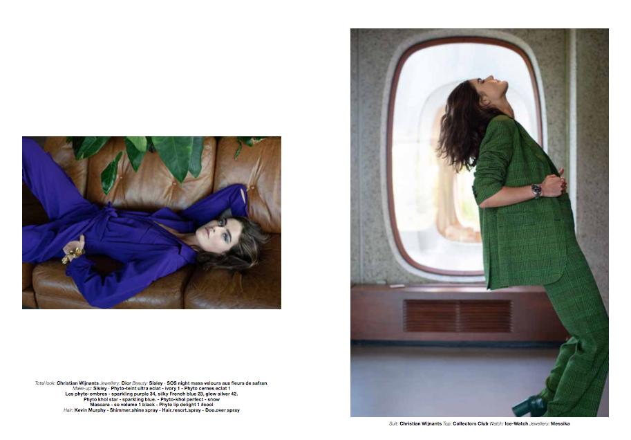 'Together' magazine ©Maria Dawlat Fashion Editor Nicolas Sirot