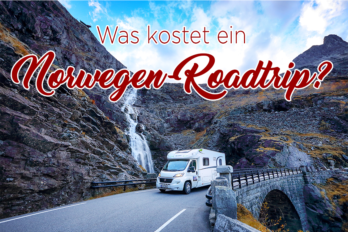 was kostet ein norwegen roadtrip die roadies mit dem wohnmobil reisen. Black Bedroom Furniture Sets. Home Design Ideas