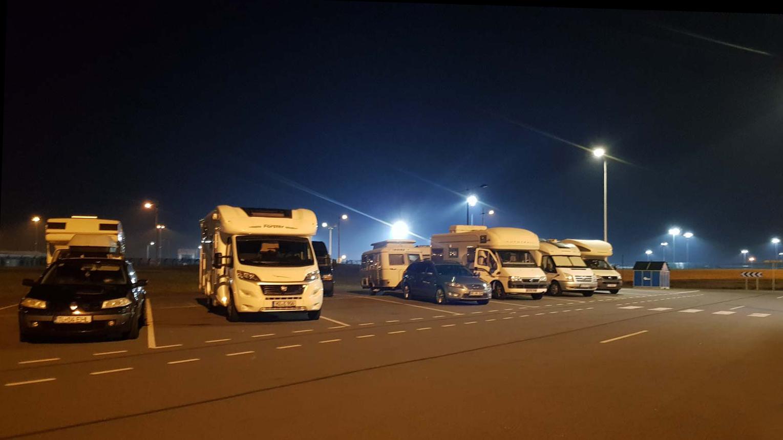 Schottland_Wohnmobil_Camper_Hund_Fähre_DFDS
