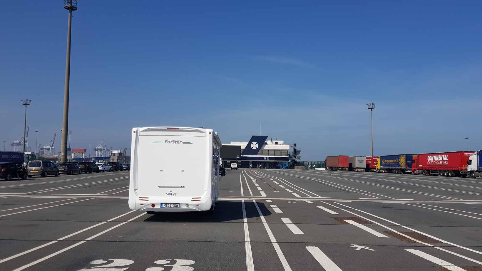 Schottland_Wohnmobil_Camper_Hund_Fähre_DFDS_Erfahrungen