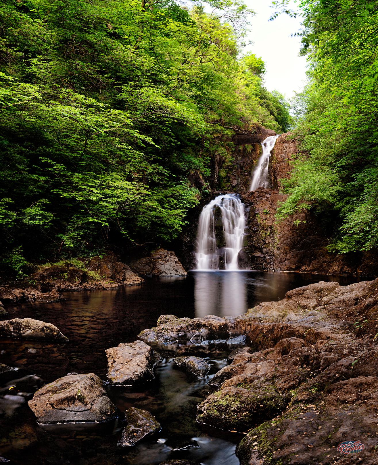 Erfahrungen_Wohnmobil_Hund_Schottland_Isle of Skye_Fall of Rha