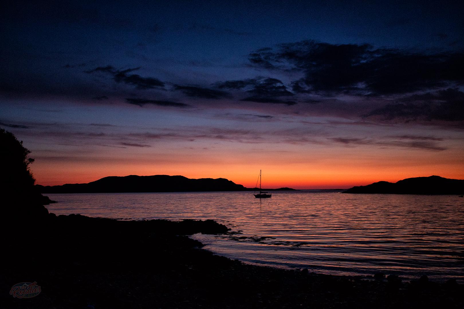 Isle of Mull_Schottland_Wohnmobil_Campen_Hund