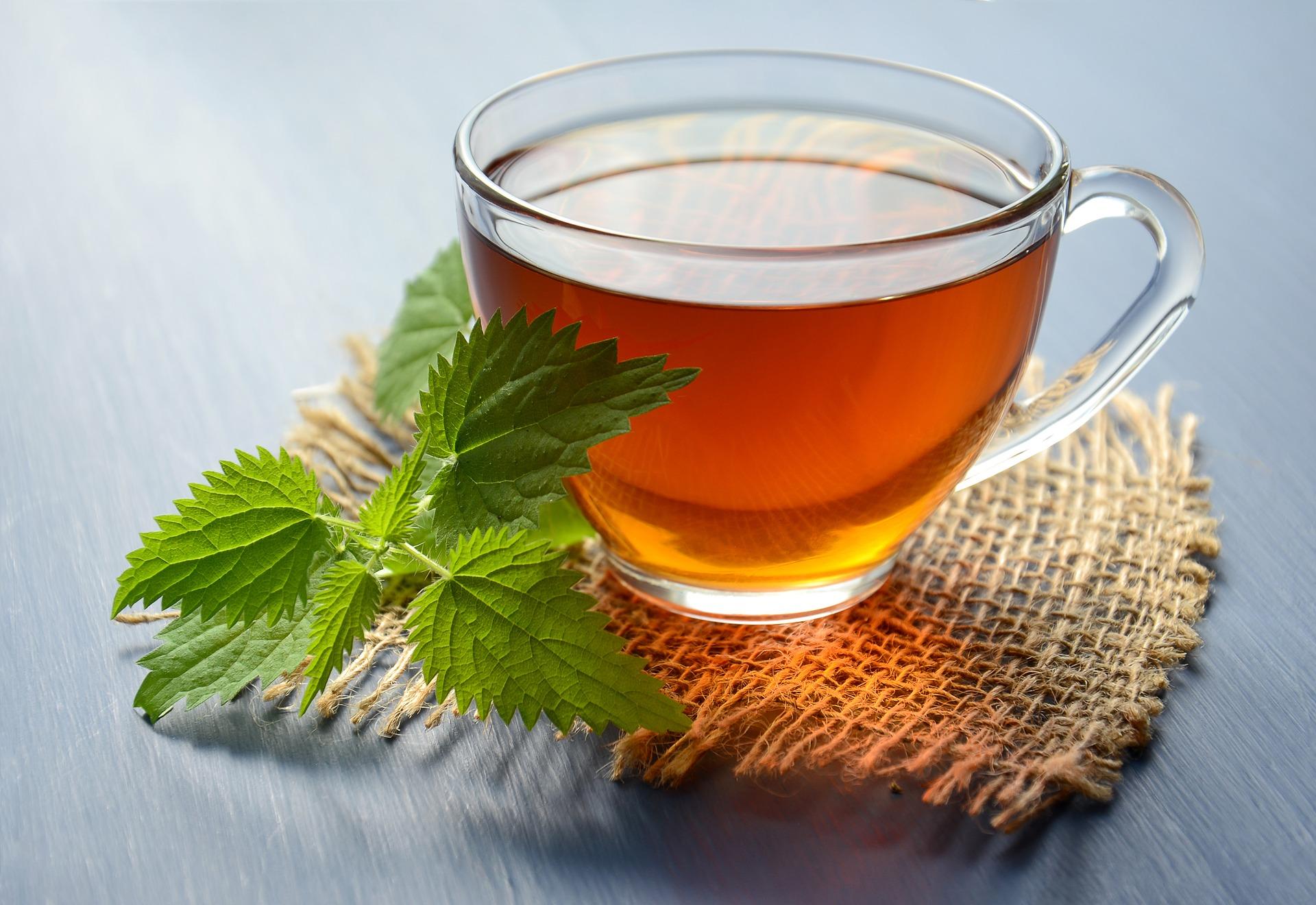 Manchmal kann schon ein Ayurveda-Tee kleine Beschwerden zum Verschwinden bringen