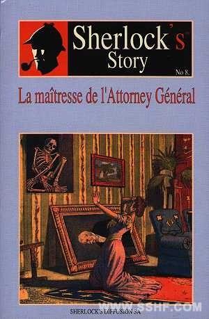 Sherlock Holmes en pastiches, romans, essais... - Page 6 Image