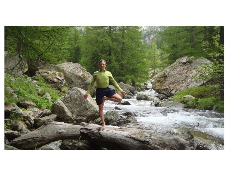 Marche et Yoga Mercantour