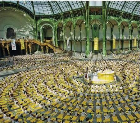 Grand Rassemblement Yoga Paris 2015