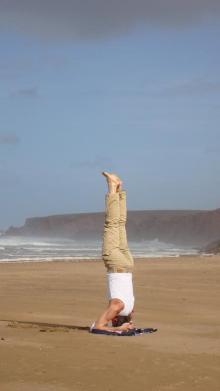 Yoga Mirleft Maroc