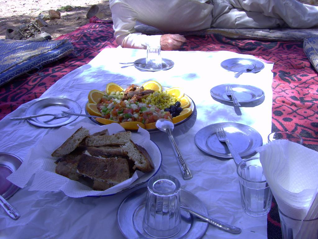 Trek Méharée Sud Marocain