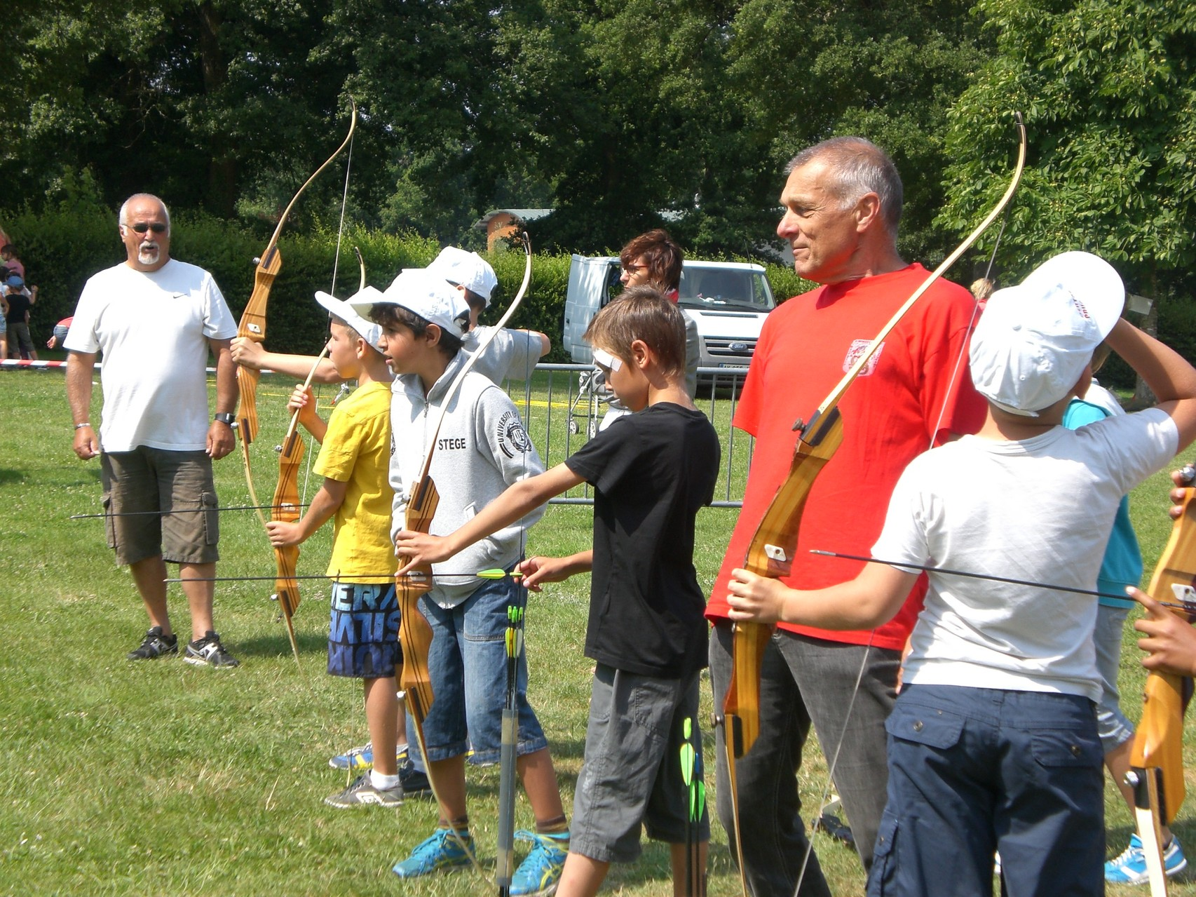 Centre de loisirs de Saint-Julien-sur-Cher - activités et sorties enfants - vacances scolaires et mercredis
