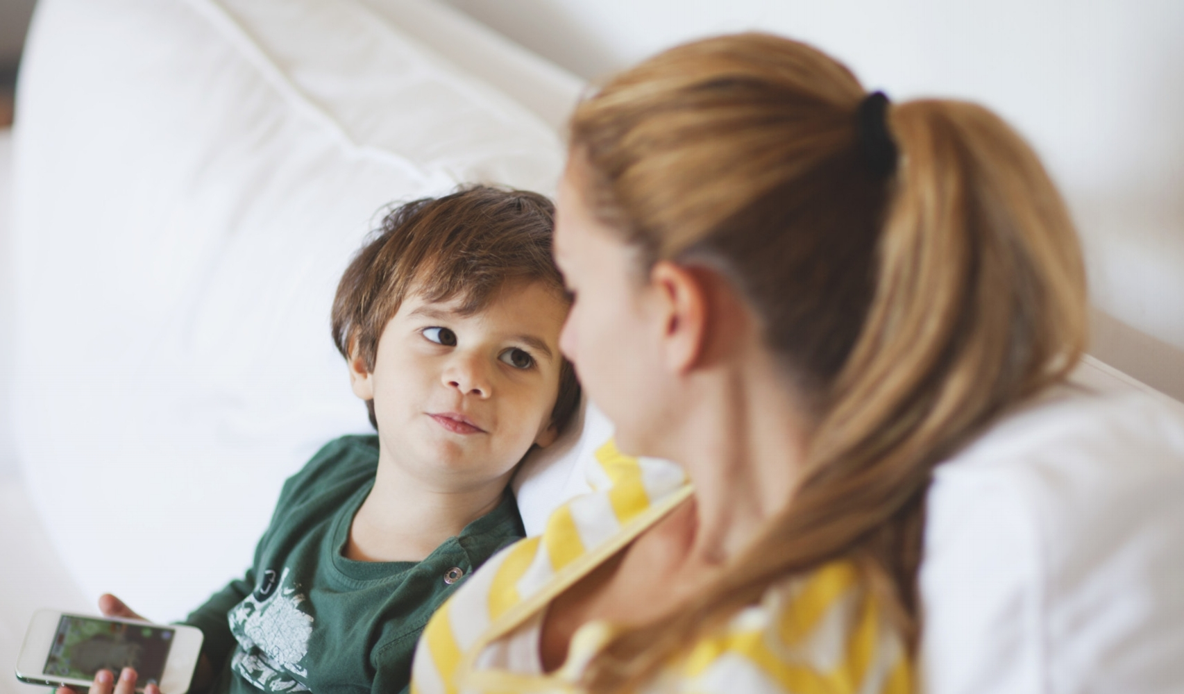 Учитесь говорить со своими детьми!