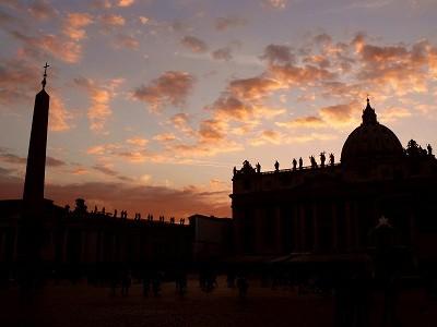 Rom bei Nacht, Quelle: Ulrich Velten /pixelio.de